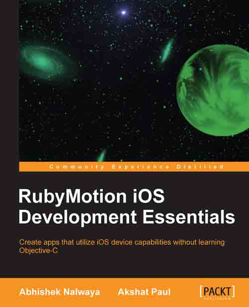 RubyMotion book cover